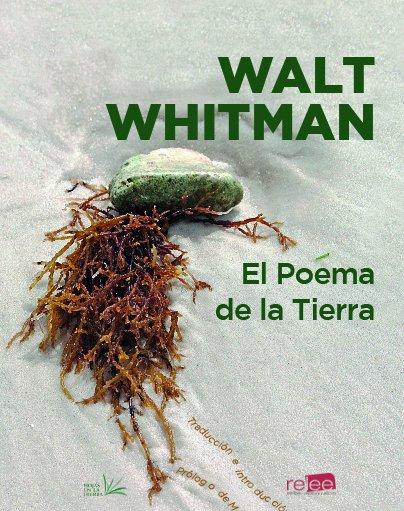 Portada Walt Whitman El Poema de la Tierra