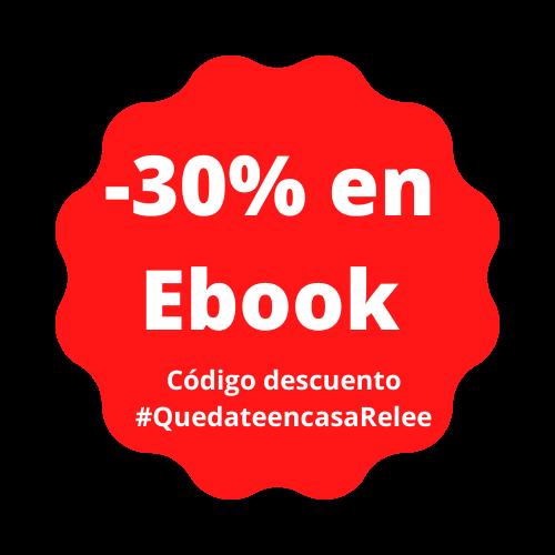 Cupón de descuento Ebook Relee #quedateencasa