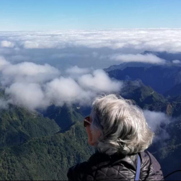 María José Beltran y los riscos